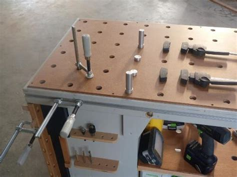 home made work benches mf tc multifunction tool cart benchworks