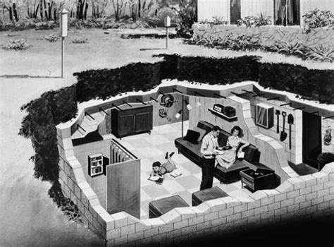backyard bunker plans is it time to get a bunker seattlepi com