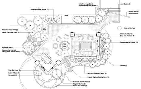 design plans poul s landcaping nursery inc poul s