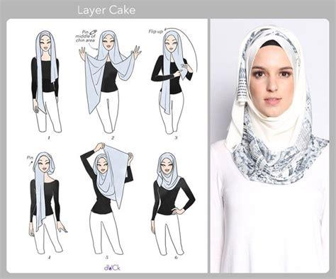 tutorial foto berhijab foto tutorial hijab terbaru modis yang menginspirasi