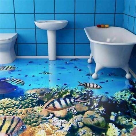 3D Epoxy Flooring at Rs 400 /square feet   ??????? ????
