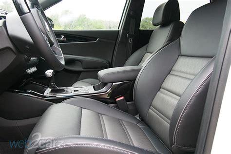 kia sorento 2017 leather seats 2017 kia sorento sx limited v6 review carsquare