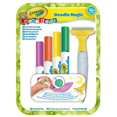 doodle magic jouet club recharge de crayons doodle magic crayola magasin de