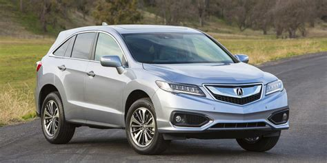 2017 acura rdx current lightweight suv carbuzz info