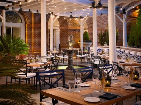 Restaurant Patio Dining by 12 Best Restaurants In Alabama For Outdoor Dining
