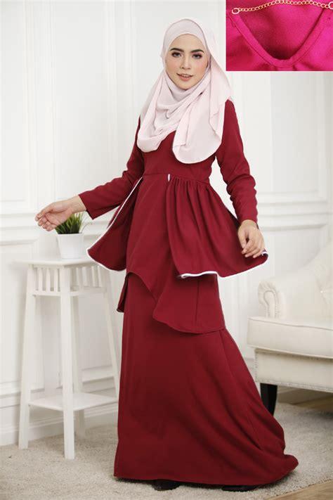Baju Peplum baju kurung peplum muslimah www pixshark images