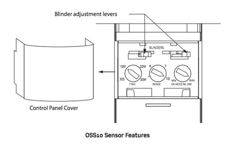 occupancy sensor light switch adjustment lighting how to keep an occupancy sensor triggered