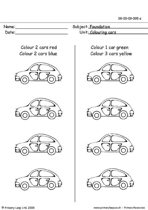 Car Worksheet by Colouring Worksheets Cars Free Coloring Pages Of Gta Cars