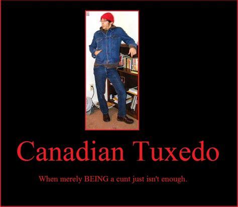 Tuxedo Meme - canadian tuxedo meme