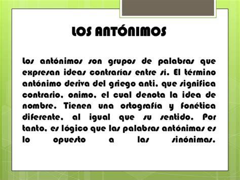 Cesar Chavez by Analogias Antonimos Y Sinonimos