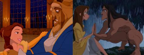 Tarzan?s Jane Is Descended From Beauty And The Beast?s Belle   DisneyTheory.com