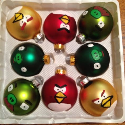 angry bird ornaments 114 best images about angry birds seasons on