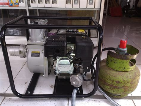 Fuel Pompa Bensin Besar Universal jual pompa air lpg bisa dual fuel bensin 3 quot hemat energi ramah lingkungan ecolife