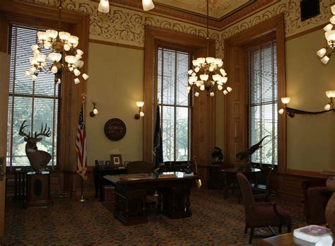 Governor S Office by Kansas State Capitol Tour Lieutenant Governor S