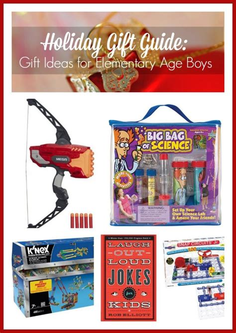 christmas presents for boys age 12 gift guide gift ideas for elementary age boys