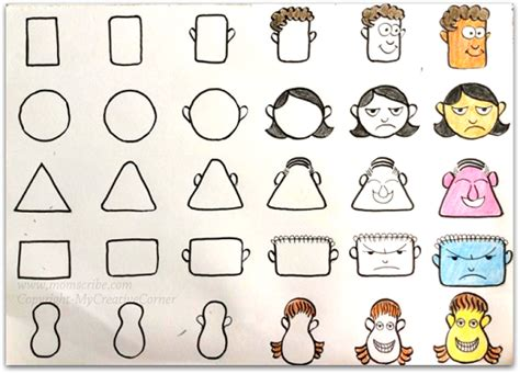 drawing images for kids drawings ideas for kids using numbers alphabets and