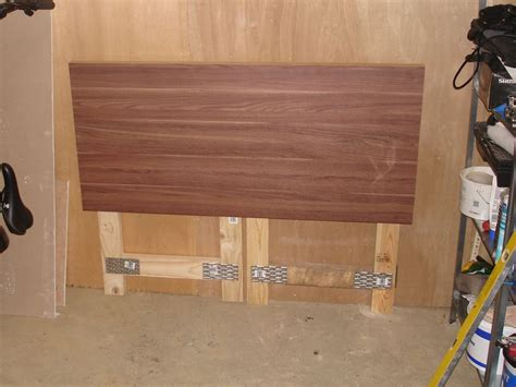 fold down bench make a cheap fold down workbench deutsch