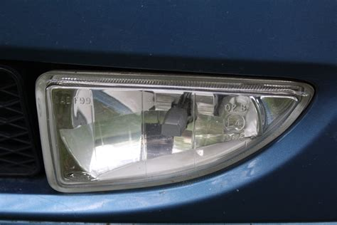 Ford Focus Front Fog Light Replacement