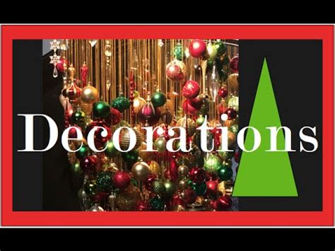 where do you get best christmas decorations decorating ideas beautiful decorations