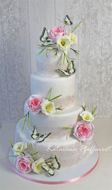 Butterfly Wedding Cake by 1427 Best Butterfly Cakes Images On Butterfly