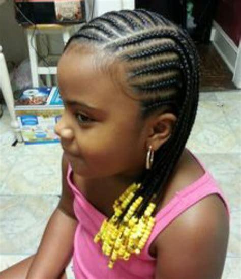 three year old black hairstyles kids braids w beads yelp