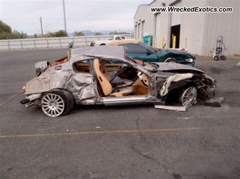 Maserati M128 Gt by 2002 Maserati M128 Gt Wrecked Las Vegas Nv