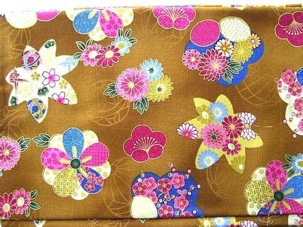 beautiful fabrics beautiful japanese cotton fabric kimono pattern plum