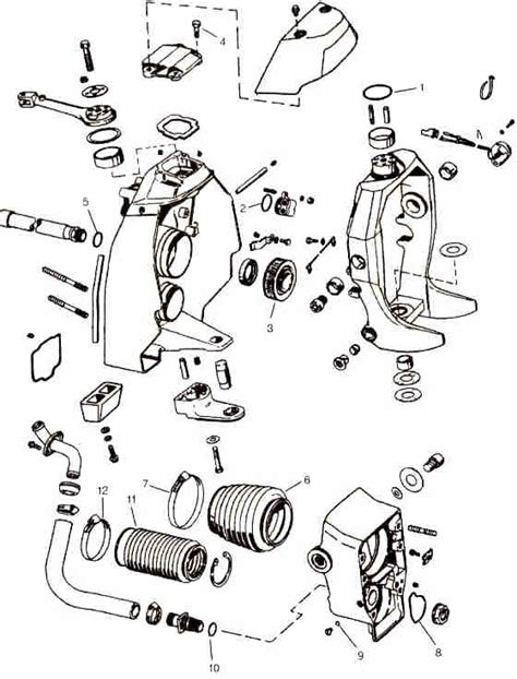 volvo penta sx parts diagram automotive parts diagram images