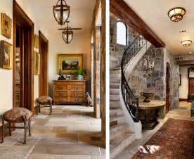 Tudor Homes Interior Design by English Tudor Traditional Hall San Francisco By
