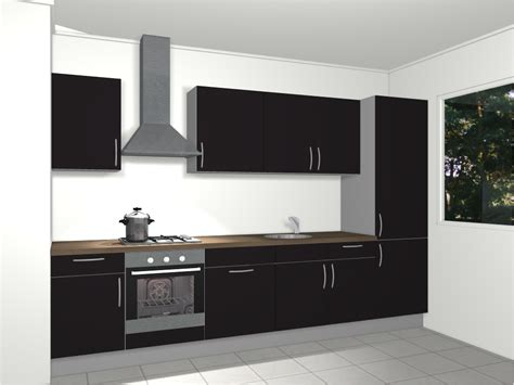 keuken 270 cm design rechte keuken 270 cm london de keukenbaas