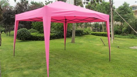 Canopy With Sides Mcombo 10x10 Ez Pop Up 4 Walls Canopy Tent Gazebo