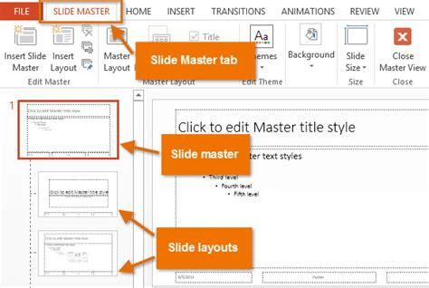 layout master powerpoint 2013 belajar powerpoint 2013 powerpoint 2013 cara modifikasi