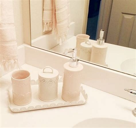 kohls bathroom decor lc lauren conrad for kohl s bath collection home decor
