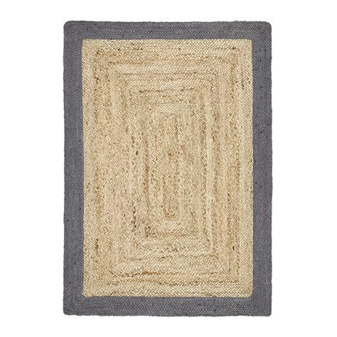Handmade Jute Rugs - buy a by amara handmade jute rug 120x170cm grey amara