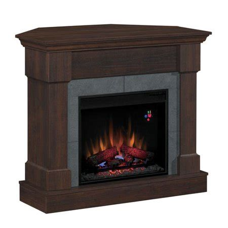 Chimney Free Electric Fireplace - chimney free dual electric fireplace heater walmart