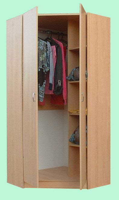 Corner Drawers Bedroom by Best 25 Corner Wardrobe Ideas On Corner