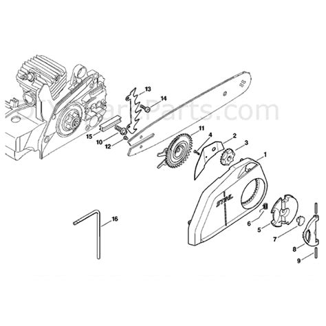 stihl ms250 parts diagram stihl ms 250 chainsaw ms250 parts diagram