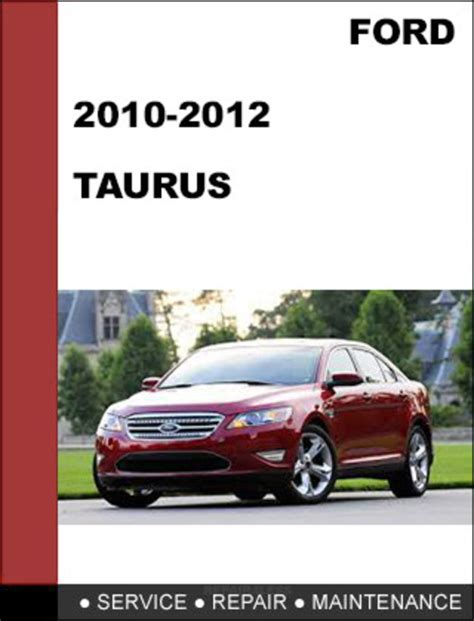 car repair manuals online free 2010 ford mustang security system service manual free download 2010 ford taurus repair manual 2010 ford taurus owners manual