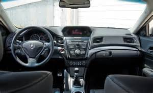 Acura Ilx 2014 Interior Car And Driver