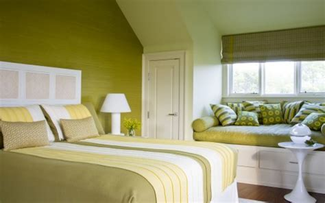 green and yellow bedroom easy by design