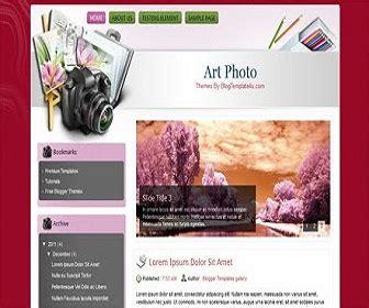 ivy themes themes blogger art photo blogger template ivythemes com