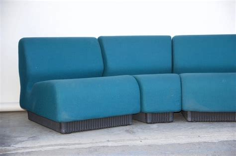 modular settees modular settee by don chadwick for herman miller for sale