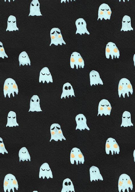 wallpaper whatsapp white maya pletscher halloween pattern pattern pinterest