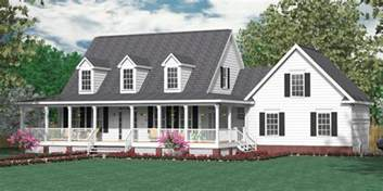 Ranch Style Homes With Open Floor Plans southern heritage home designs house plan 2109 a the