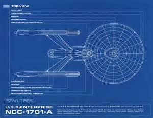 Blueprints star trek uss enterprise a d deep space 9 blueprints