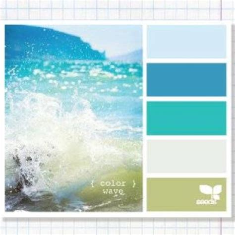 colors that work well together wave color pallet colors that work well together pinterest