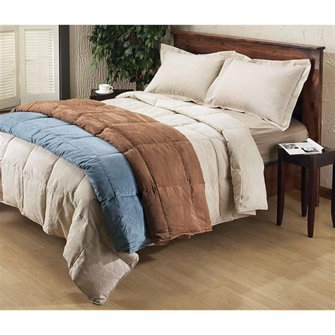 down ultra suede comforter set 109291 comforters at
