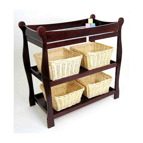 badger changing table badger basket baby changing table decor ideasdecor ideas