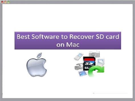 best card software for mac free best software to recover sd card on mac by