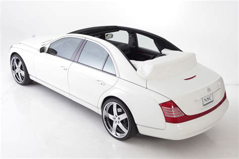 maybach landaulet maybach landaulet landaulet convertible maybach usa mev